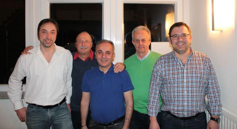 Neuer Vorstand SVK