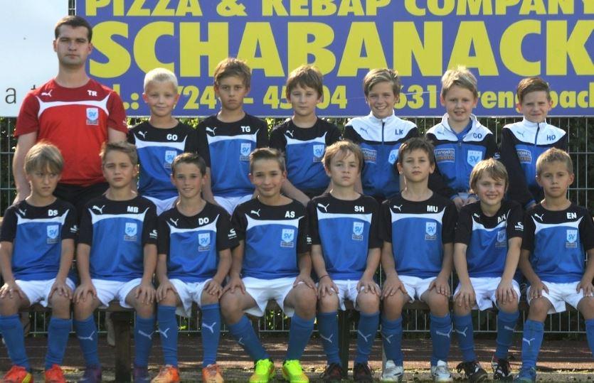 U13 Mannschaft - 2014-2015