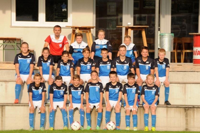 U14 Mannschaft - 2014-2015