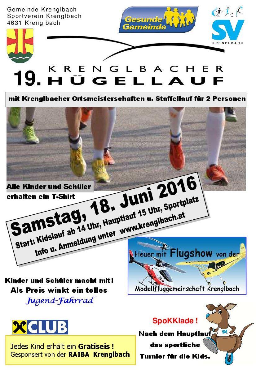 Krenglbacher Hügellauf 2016
