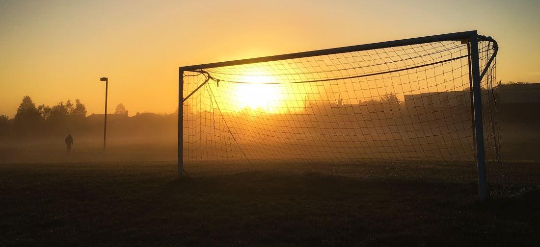 Schönes Wetter beim Heimspiel des SV Krenglbach
