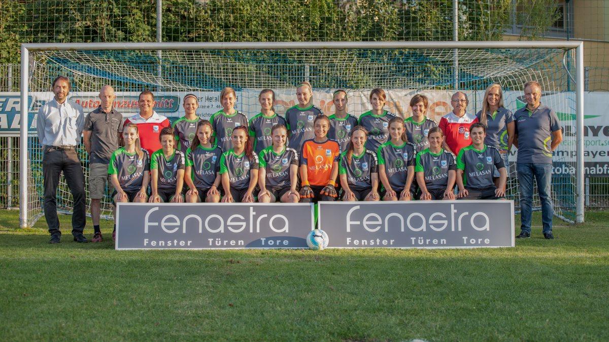Kampfmannschaft Frauen 2016/2017