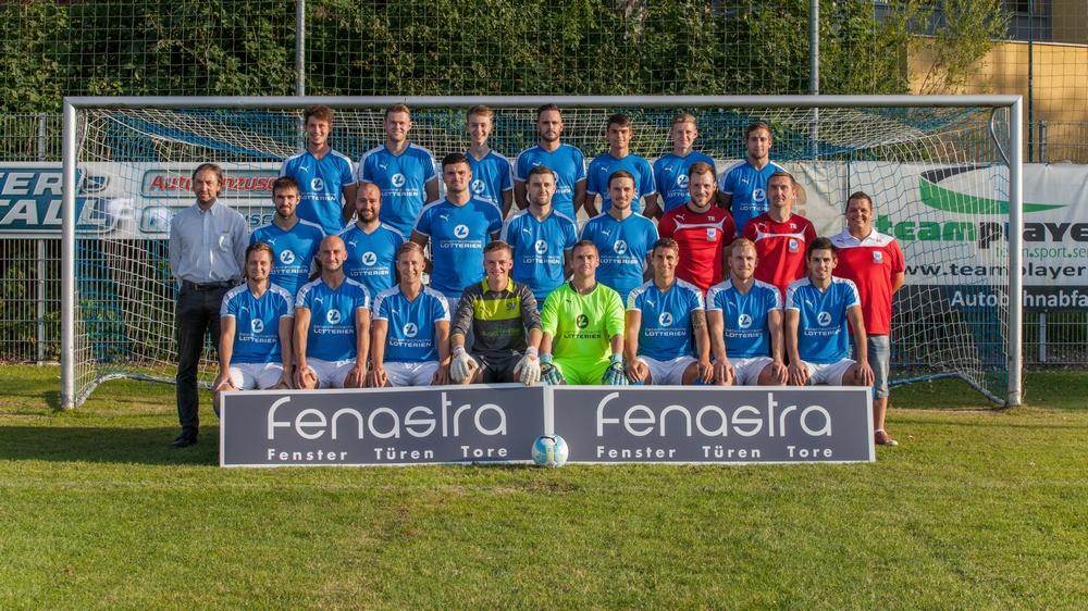 SVK 2016 - Kampfmannschaft