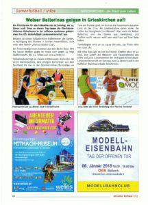 Presse Stadtzeitung Grieskirchen