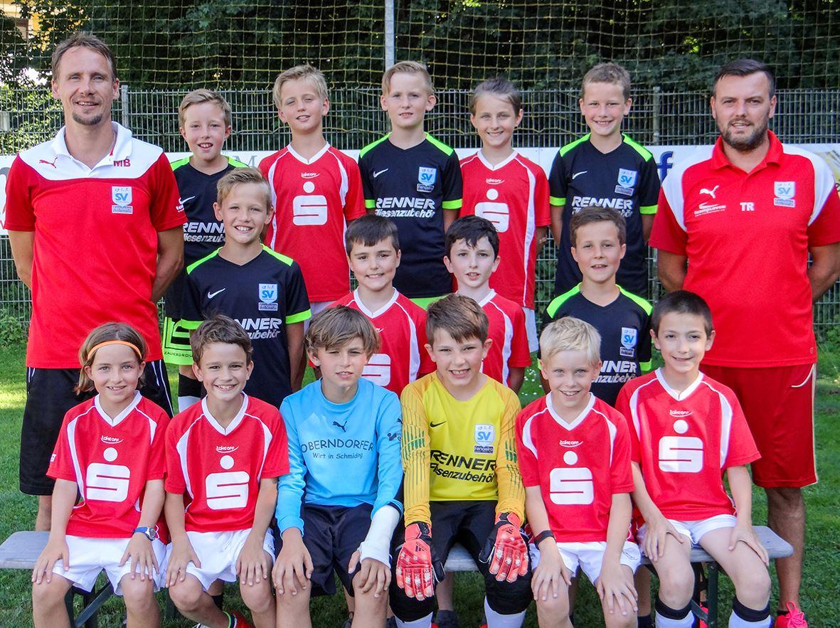 SVK U10 Meister 2019