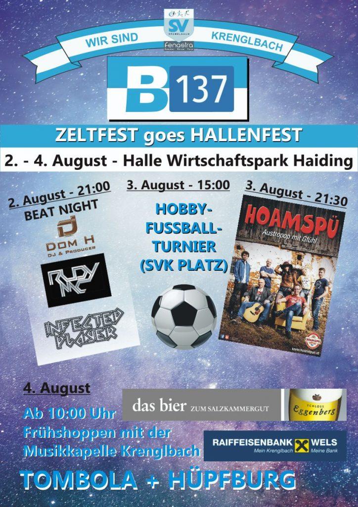 SVK Hallenfest B137
