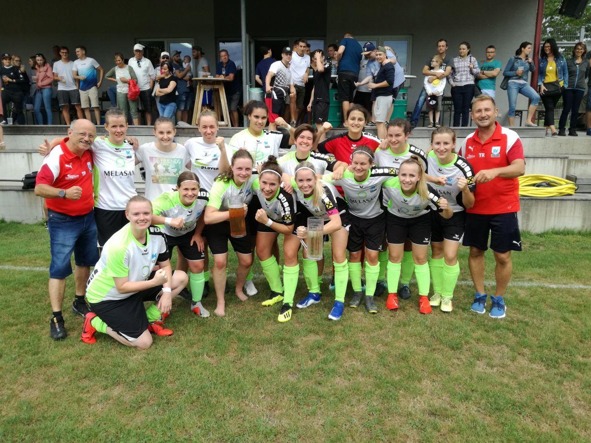 SV Krenglbach Frauen schlagen FC Südburgenland im Cup