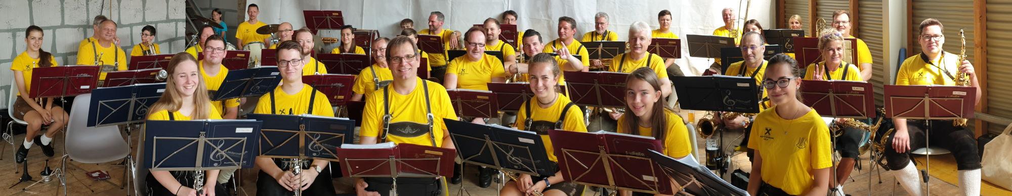 Musikverein Krenglbach beim B137 - Das SVK Hallenfest 2019