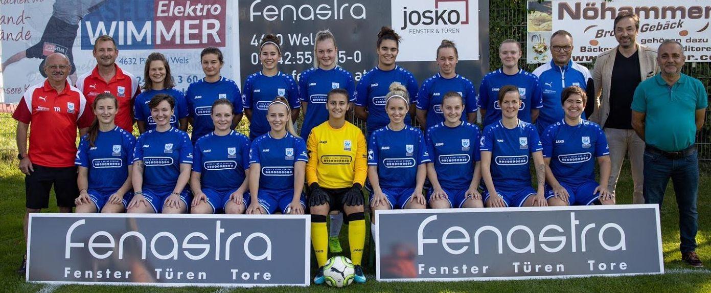Kader SVK Frauen Saison 2019/20