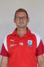 Trainer Reinhard Buchner