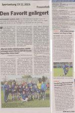 Pressemeldungen zum Spiel Krenglbach gegen Wacker Innsbruck
