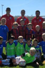 Trainingslager Fußball Nachwuchs 2020