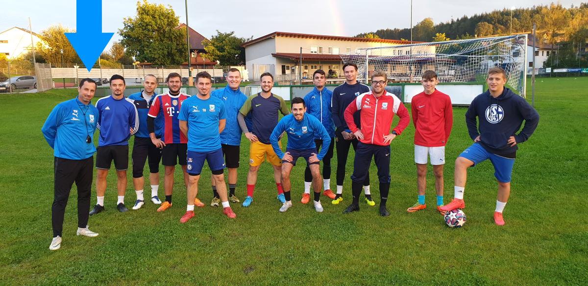 Roland Neunherz - neuer Trainer beim SVK