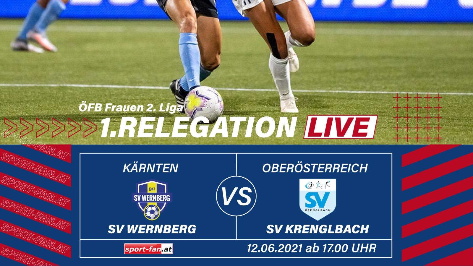 SV Krenglbach vs. Wernberg