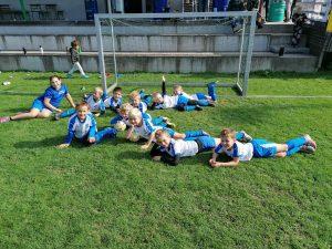U8 Turnier in Krenglbach