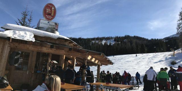 Bilder vom Schiausflug und von der Biathlon WM