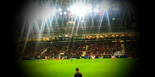 Nachwuchsausflug – Salzburg gegen Rapid Wien