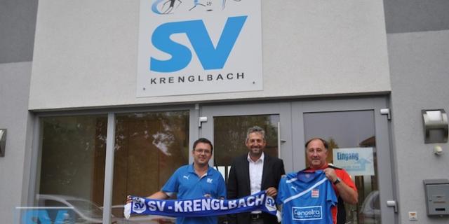 SVK stellt neuen Hauptsponsor vor