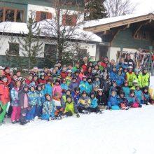 Anmeldung Skikurs 2019