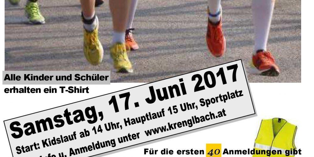 Hügellauf 2017 – 20 Jahre Lauftradition in Krenglbach