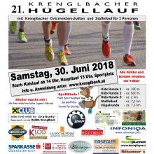 21. Krenglbacher Hügellauf – 30. Juni 2018