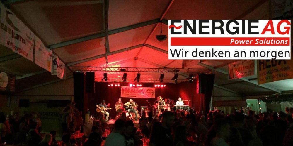 Zeltfest 2018 – DIE Party des Jahres in Krenglbach
