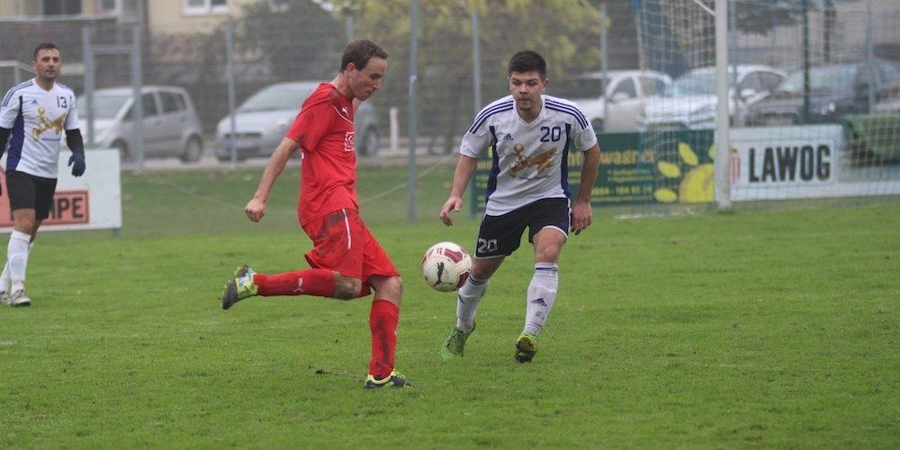 SV Fenastra Krenglbach vs. SV Gartner Edt