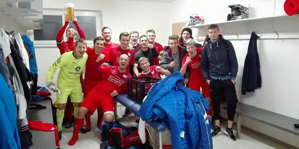 Letztes Heimspiel 2016 – SVK trifft auf Taufkirchen