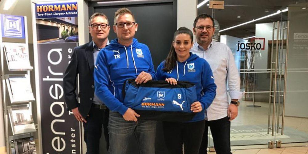 SVK Ladies Sporttaschen von Hörmann & Fenastra