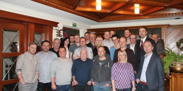 SVK Jahreshauptversammlung 2018