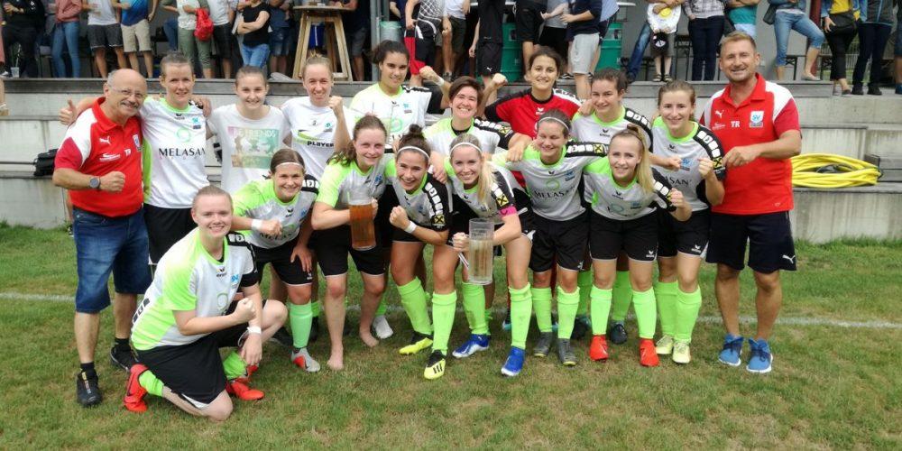 Sensationssieg der SVK Frauen im Cup