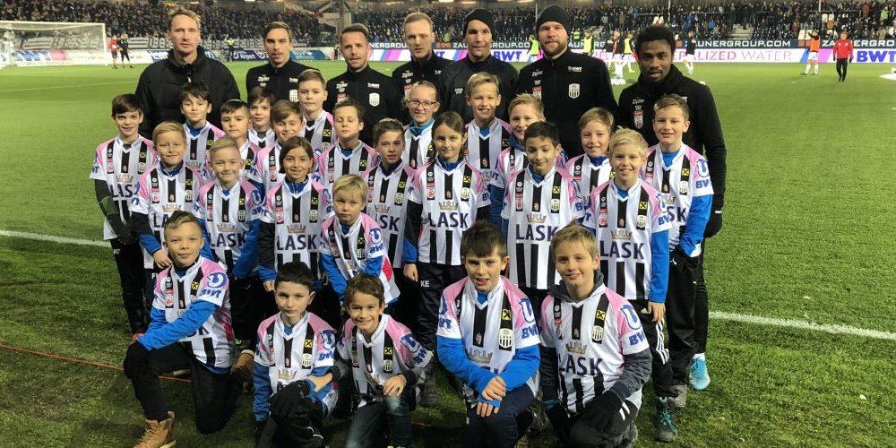 SVK zu Gast bei LASK – Rapid Wien