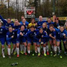 Legendär! SVK Damen schlagen Wacker Innsbruck