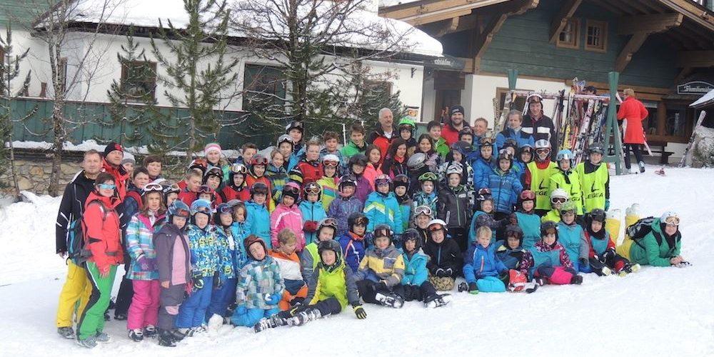 Kinder- / Jugend-Skikurs 2020 IST VOLL