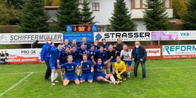 SVK Herbstmeisterinnen der LT1 OÖ LIGA!!!