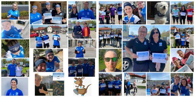 Rollende Engel Run 2021 – SVK dank Damen top dabei!