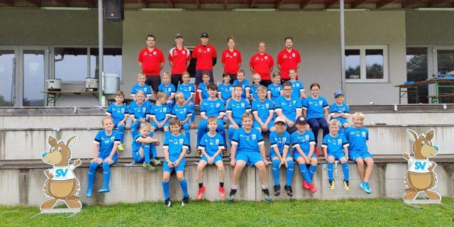 Trainingslager Nachwuchs – SPOKKI CAMP 2021
