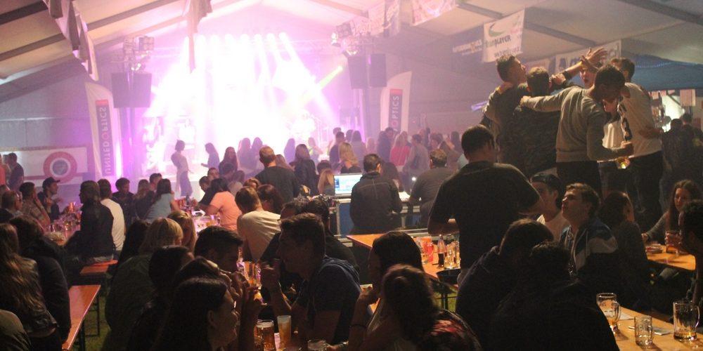Zeltfest 2016 – Party-Hotspot Krenglbach