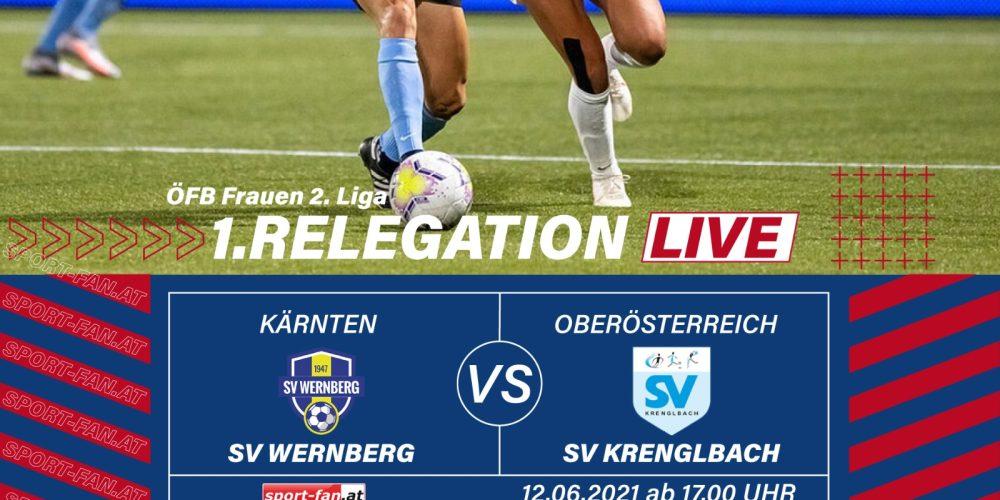 SVK Damen starten in die Relegation – mit Livestream!